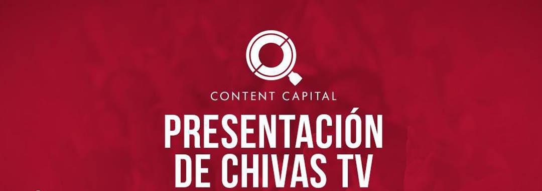 Se Presentó Chivas TV