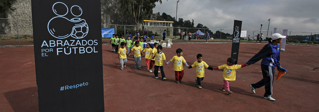 Grassroots Llegó al Deportivo Estanislao Galicia en Milpa Alta