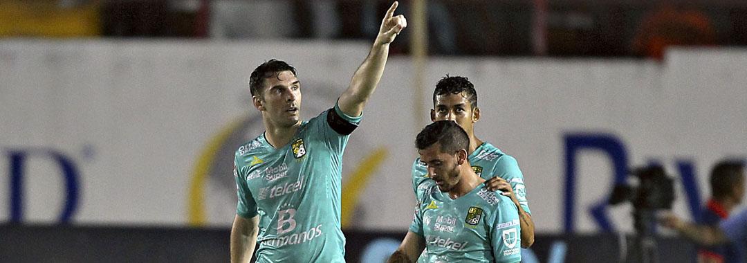 León Ganó en Cancún
