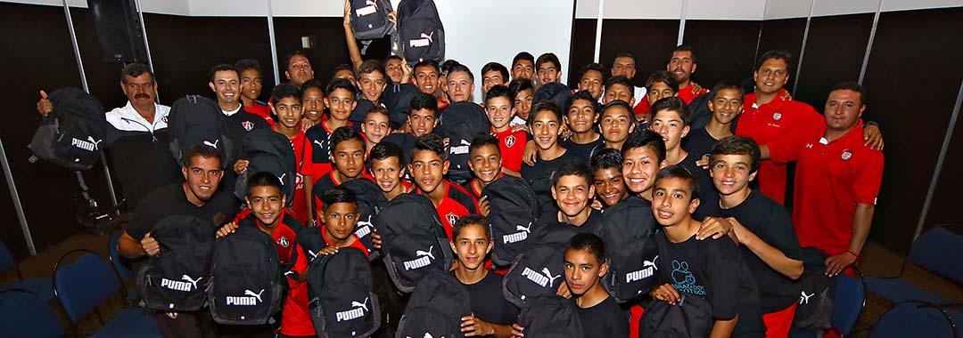 Puma Reconoce a Toluca y Atlas, los Finalistas