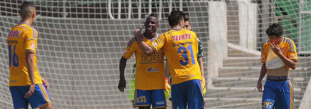 Tigres Venció a Pachuca en la LIGA Bancomer MX Sub20.