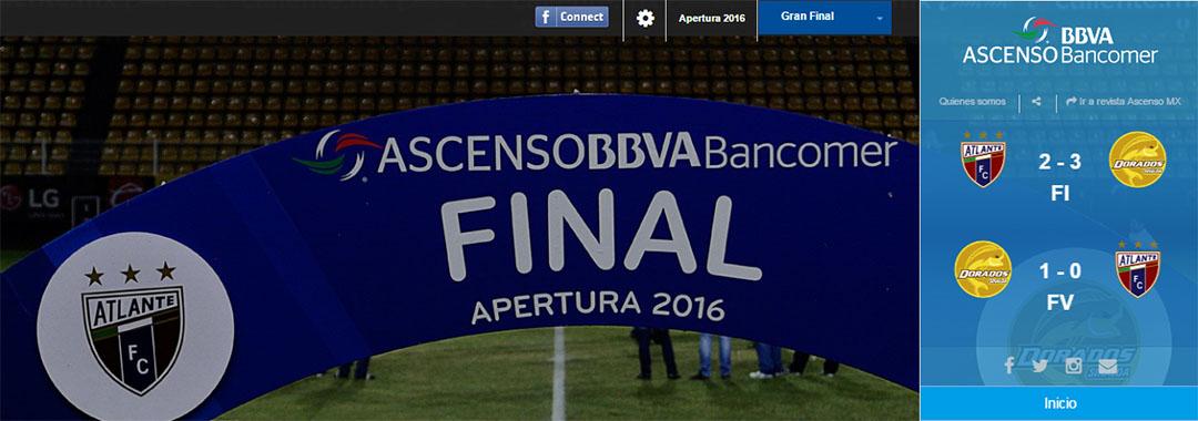 Revista Digital del ASCENSO Bancomer MX. Gran Final