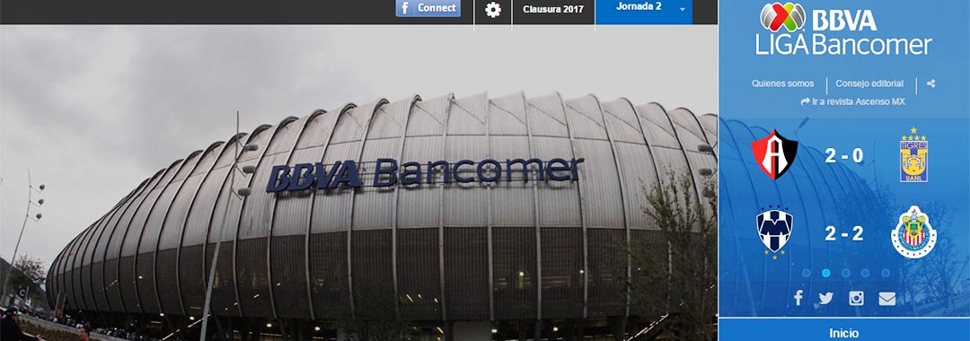 Revista Digital del Futbol Mexicano. Jornada 2
