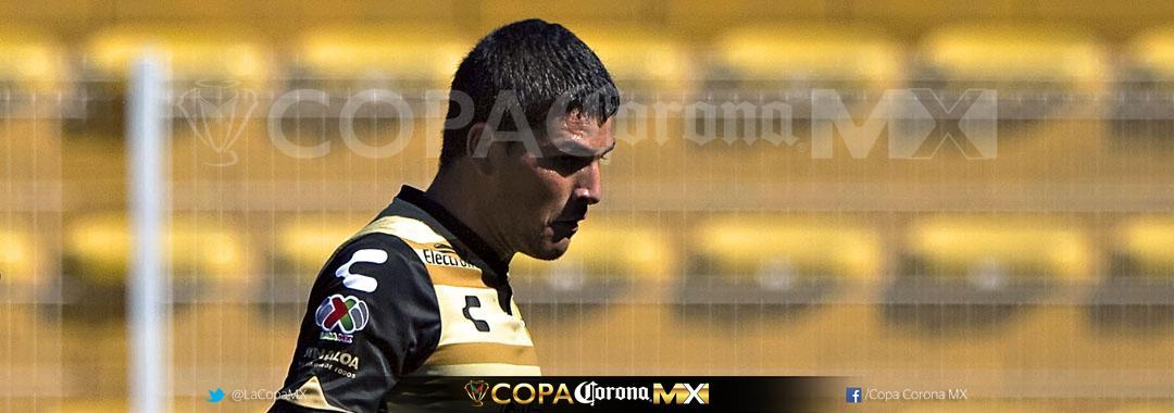 Alexis López Vive su Debut en la COPA Corona MX