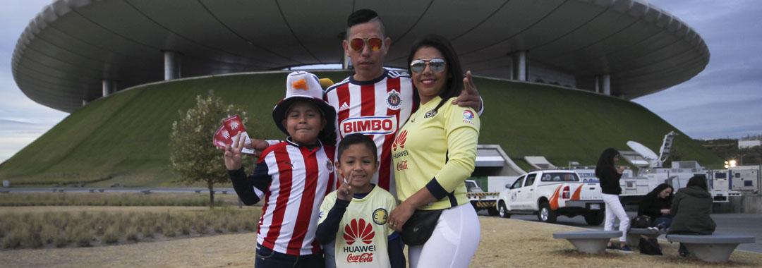 Asistencia de la Jornada 7 LIGA BBVA Bancomer MX