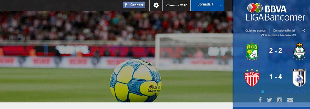 Revista Digital del Futbol Mexicano. Jornada 7
