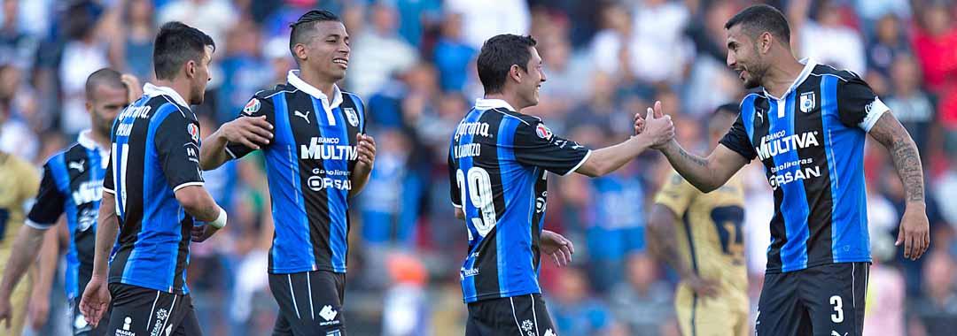 Querétaro y Pumas Dieron un Juego Espectacular