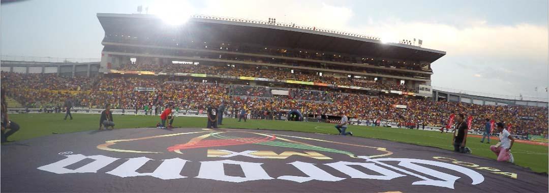 La COPA Corona MX Visitó el Estadio Morelos