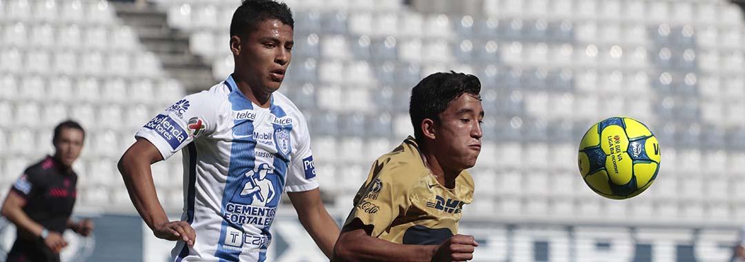 Tuzos y Pumas Igualaron en la Ida de las Semifinales
