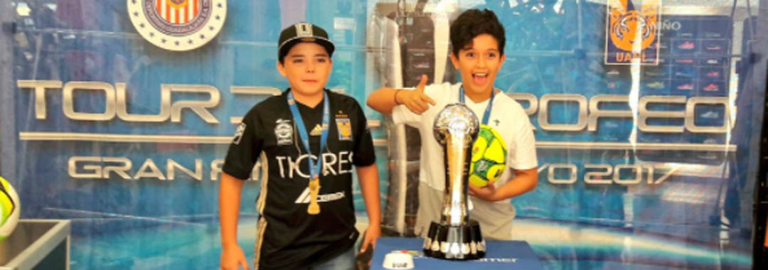 El Tour Del Trofeo Ya Está En Guadalajara.