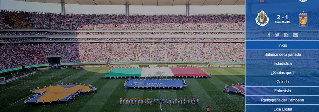 Revista del Futbol Mexicano. Gran Final