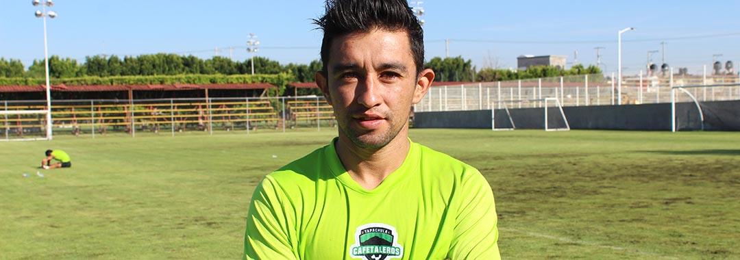 'Hobbit' Bermúdez se Incorpora a Tapachula FC