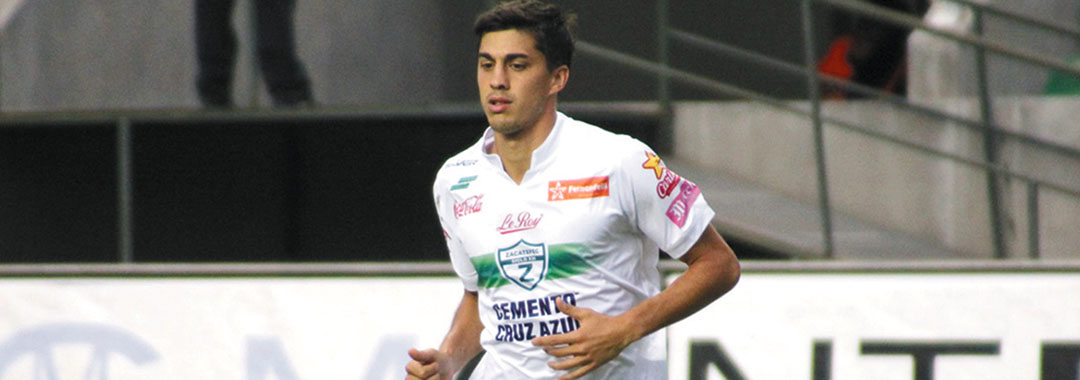 Emiliano Bonfigli Llega a TM Fútbol Club