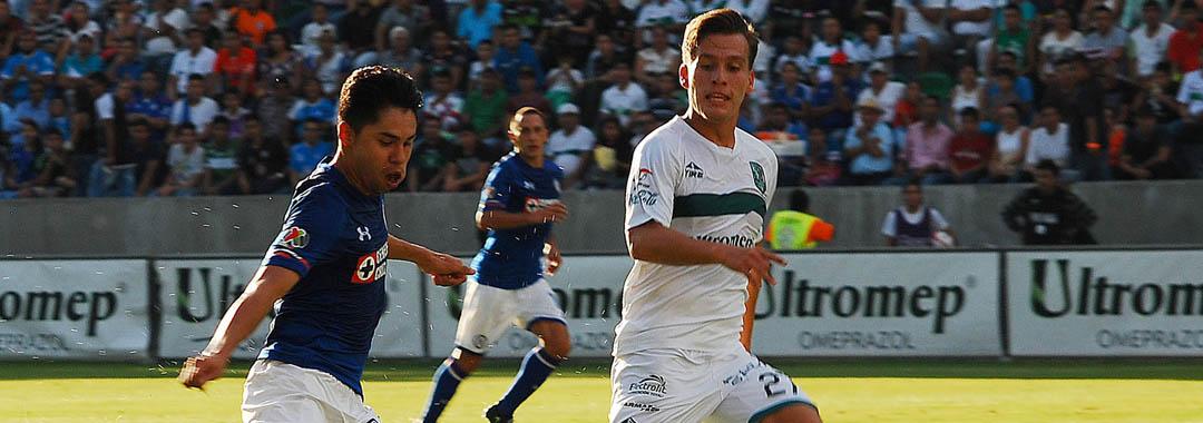 Atlético Zacatepec y Cruz Azul, Igualados.