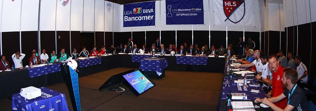 Se Llevó a Cabo la Junta Previa de la LIGA Bancomer MX Internacional