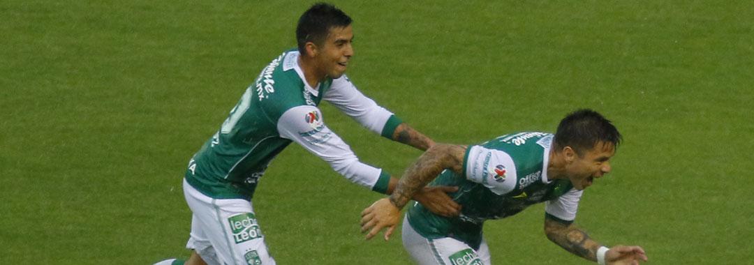 León Venció a Veracruz