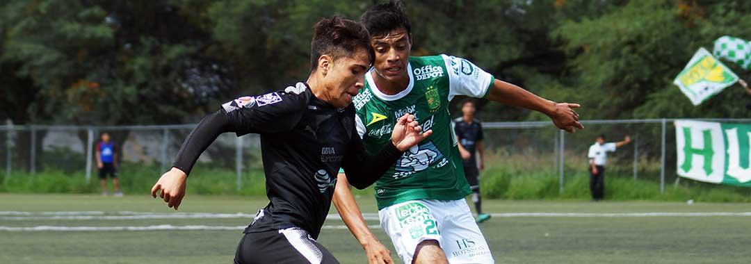 León y Monterrey Rasguñaron el Marcador