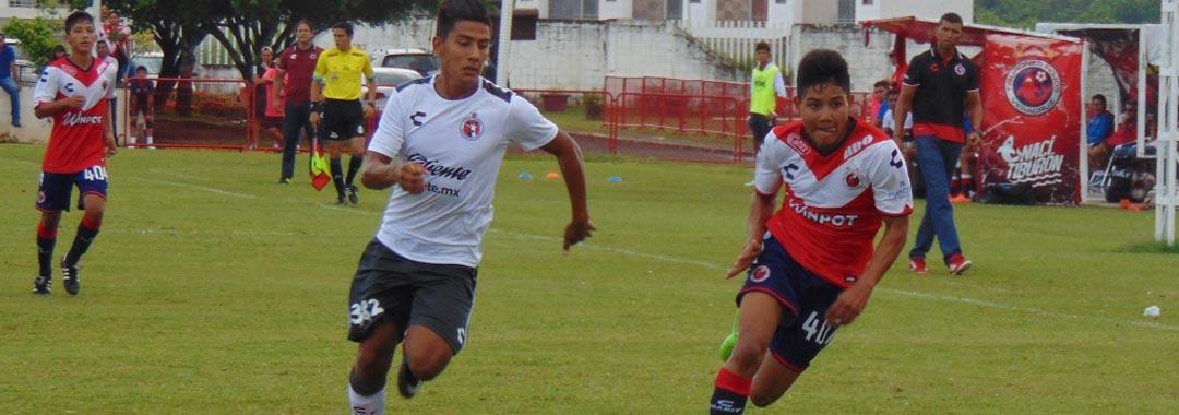 Veracruz Cayó Ante Xolos