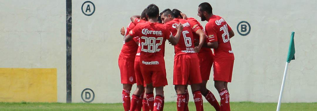 Toluca Derrota a Querétaro