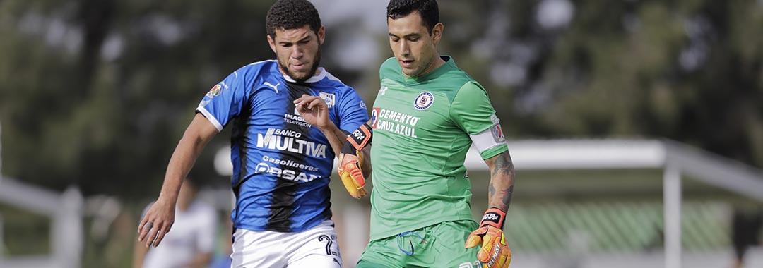 Querétaro y Cruz Azul, Sin Goles