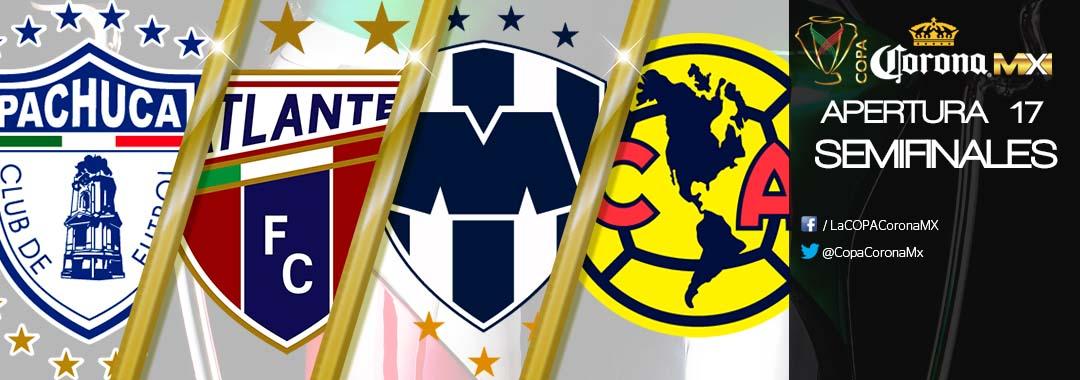 Se Definieron las Semifinales de la COPA Corona MX