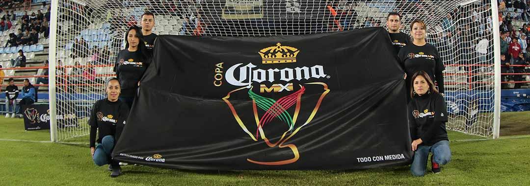 Fechas y Horarios de las Semifinales de la COPA Corona MX A17