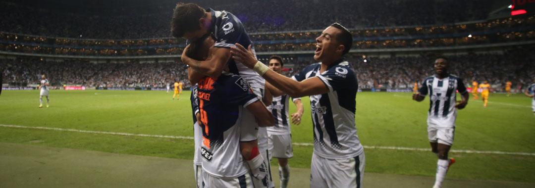 Monterrey Ganó el Clásico y es Líder General.