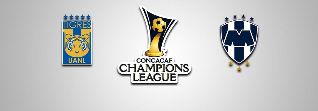 Tigres y Rayados Jugarán La Liga de Campeones de Concacaf