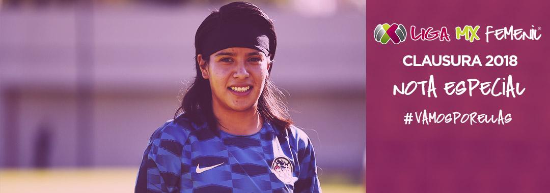 Lucero Cuevas, La Primera Goleadora de la LIGA MX Femenil
