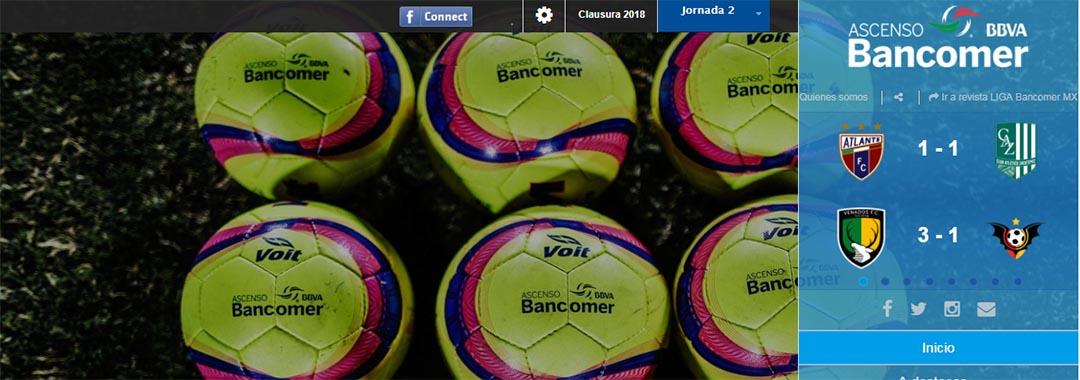 Revista Digital ASCENSO Bancomer MX: Jornada 2.