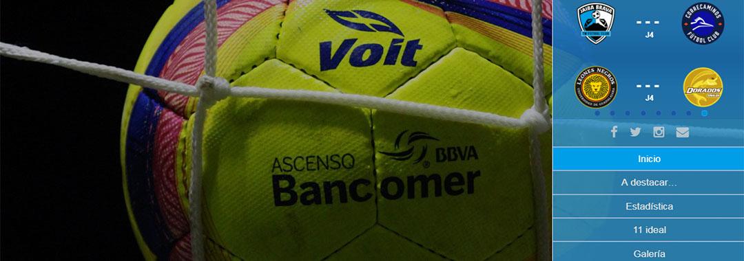 Revista Digital de ASCENSO Bancomer MX: Jornada 3.