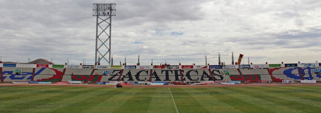 Continúa la Ampliación Del Estadio Carlos Vega.