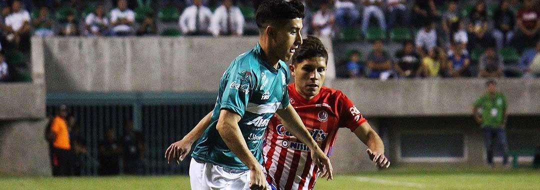 En el Debut de Alfonso Sosa, Ganó Atlético de San Luis