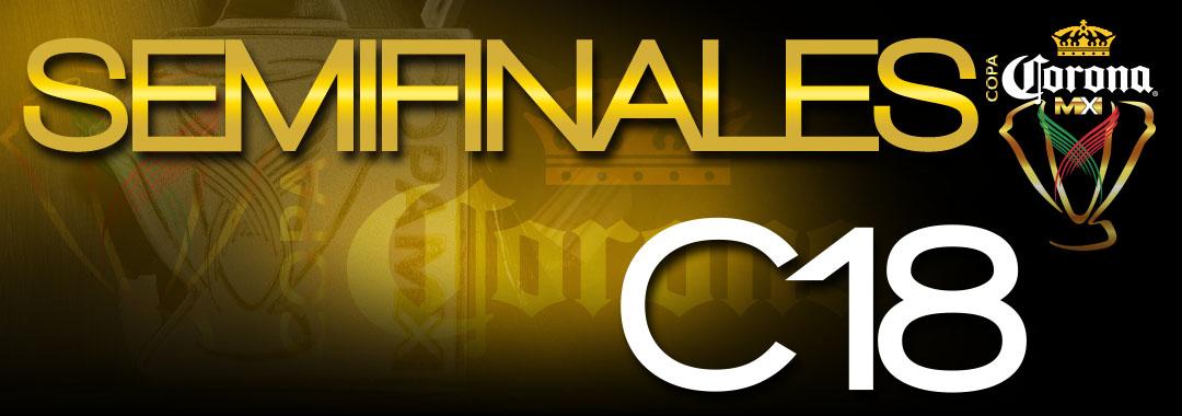 Fechas y Horarios Semifinales del C18