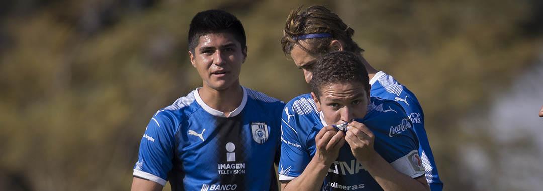 Querétaro Sorprendió a Monterrey.
