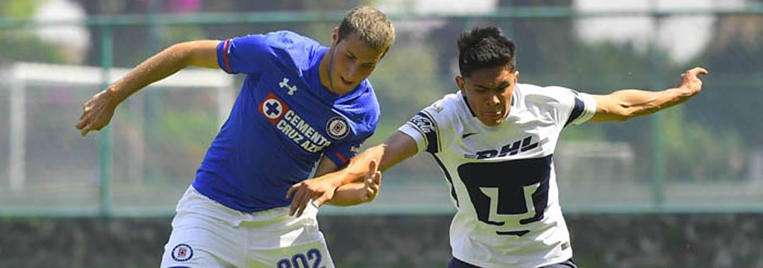 Cruz Azul y Pumas No se Hicieron Daño.
