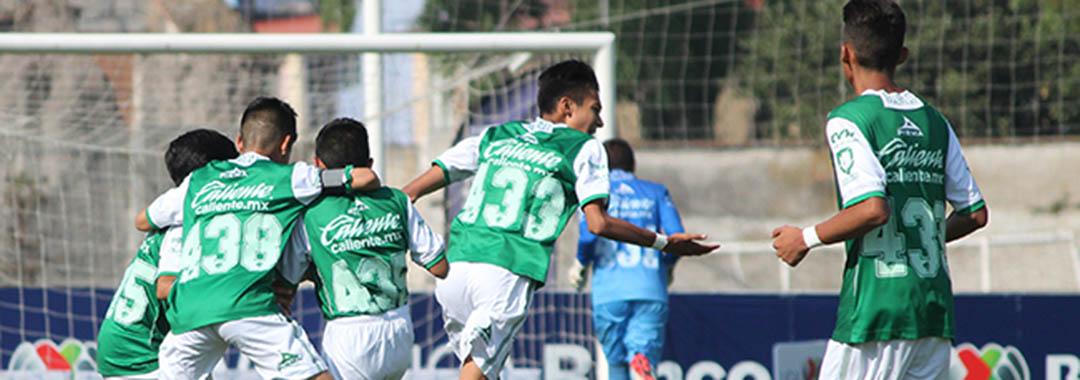 León, Primer Finalista del Torneo Sub 13.