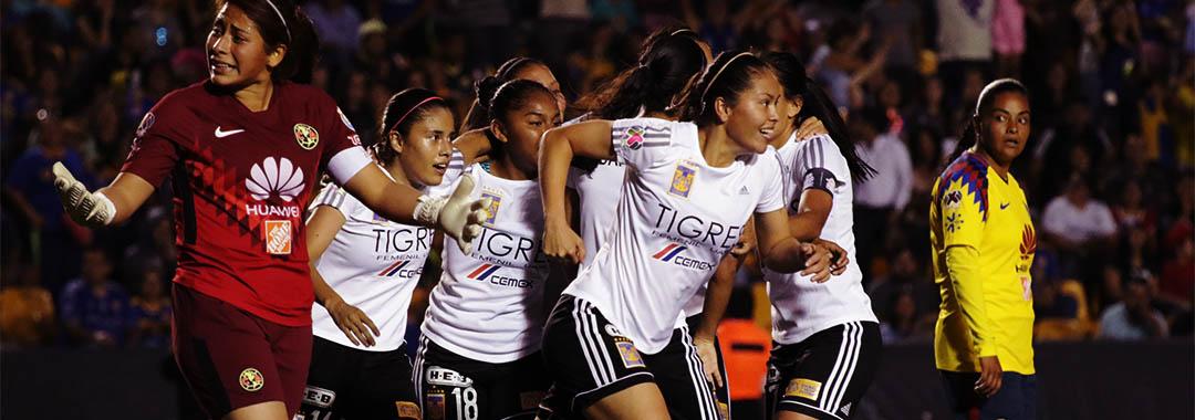 Tigres Dio el Primer Zarpazo en Las Semifinales