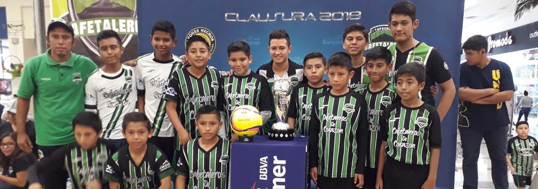 Continúa el Tour del Trofeo en Tapachula- Día 2.
