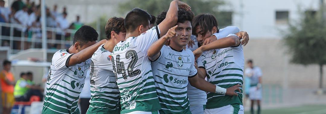 Santos Laguna a la Gran Final.
