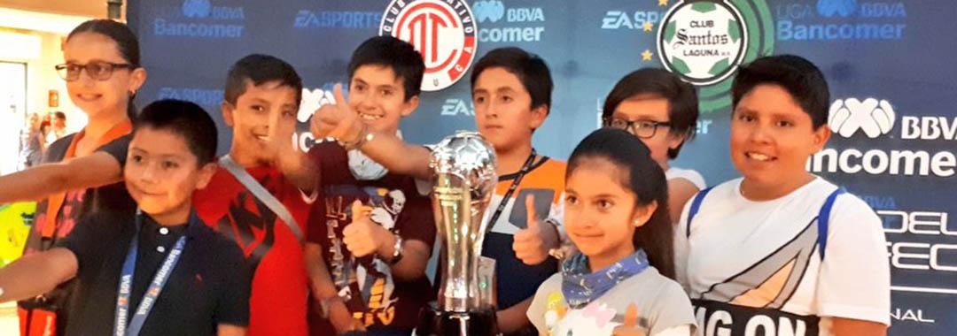 El Trofeo Llegó a Tierras Mexiquenses