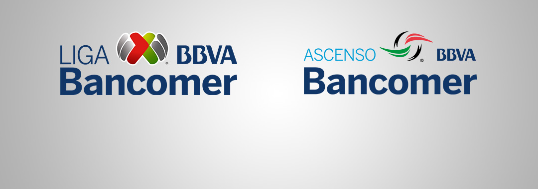 Avales de la LIGA Bancomer MX/ASCENSO Bancomer MX.