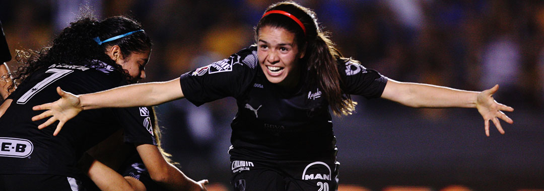 Daniela Solís Anotó el Mejor Gol de la Temporada de la LIGA MX Femenil