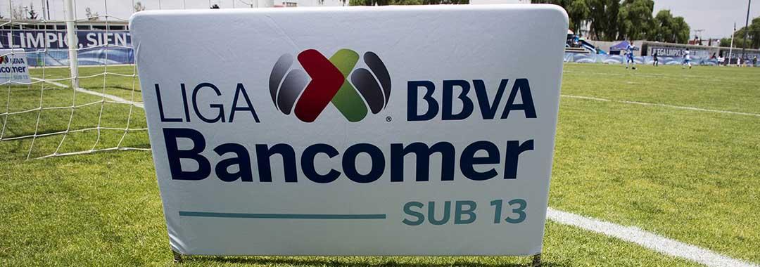 Previo del Torneo de la LIGA Bancomer MX Sub-13