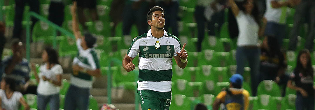 Regresa Eduardo Herrera a Club Santos