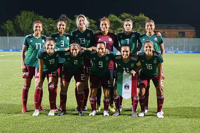 cdd5b4becf43f La Selección Nacional Mexicana Femenil se coronó bicampeona en los Juegos  Centroamericanos y del Caribe Barranquilla 2018 el pasado 30 de julio.