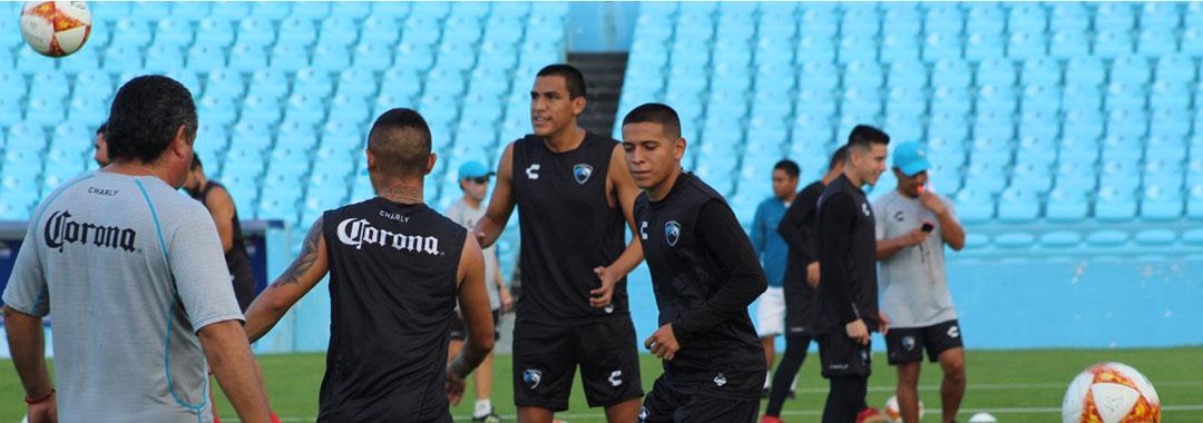 TM Futbol Club Listo Para Entrar en Acción.
