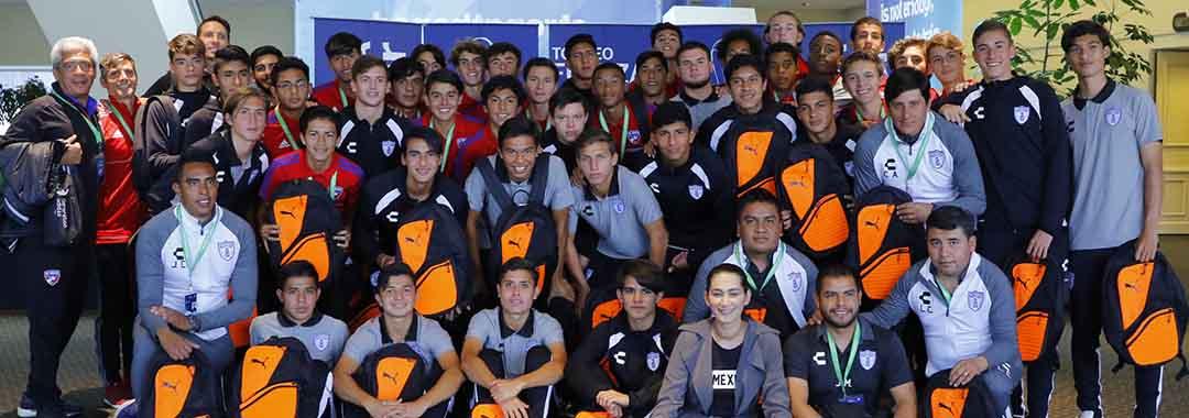 PUMA y la LIGA Bancomer MX Entregan Kits a Los Finalistas