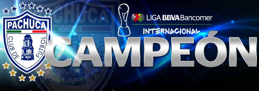 Pachuca Campeón Del Torneo Internacional