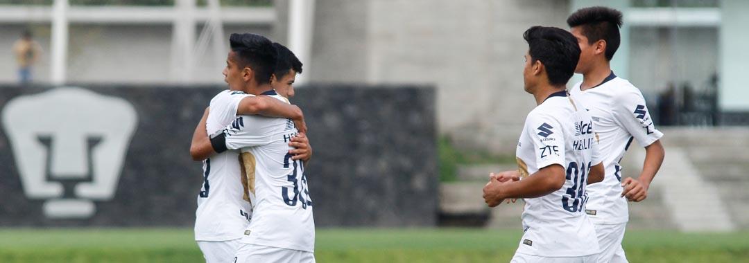 Pumas Goleó a Veracruz.